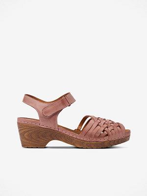 Sandaler & sandaletter - Emma Sandalett i träskomodell