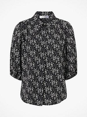 co'couture Blus Briela Eclipse Flower Shirt
