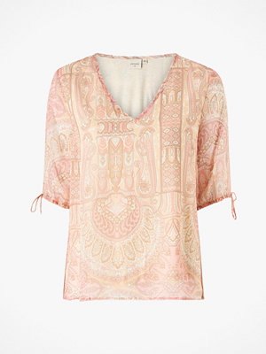 Cream Blus JohannaCR Blouse