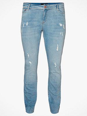 JUNAROSE by VERO MODA Jeans jrFive SL Adia LB Ankle Slim