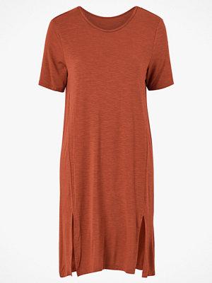 Pieces Trikåklänning pcNefta SS T-shirt Dress