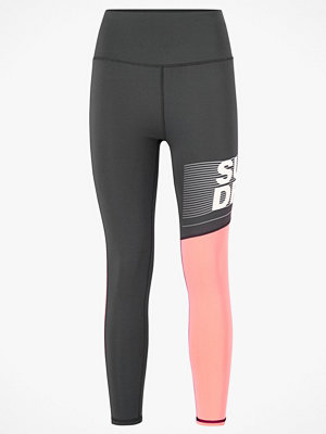 Sportkläder - Superdry Träningstights Training Graphic 7/8 Leggings