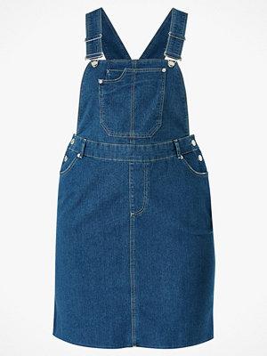 Vero Moda Curve Jeanskjol vmEbbe Pinafore Dress