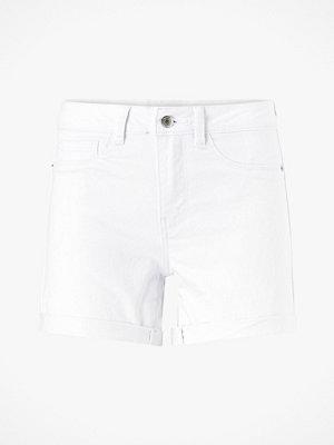 Vero Moda Jeansshorts vmHot Seven NW Dnm Fold Shorts