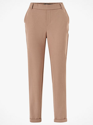 Vero Moda Byxor vmMaya MR Loose Solid Pant Color beige