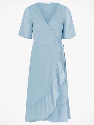 Vila Omlottklänning viAva 2/4 Wrap Dress