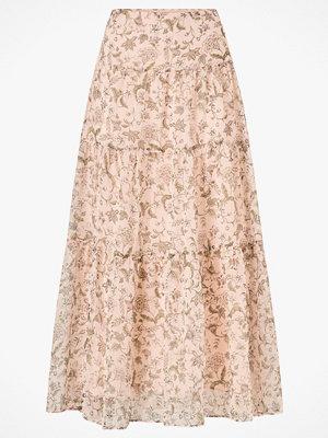 Kjolar - Lauren Ralph Lauren Volangkjol Pauldina Peasant Skirt