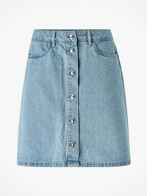 Only Jeanskjol onlFarrah Life Reg Skirt