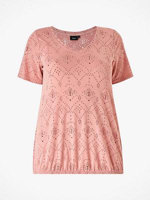 Zizzi Topp mStephanie S/S T-shirt