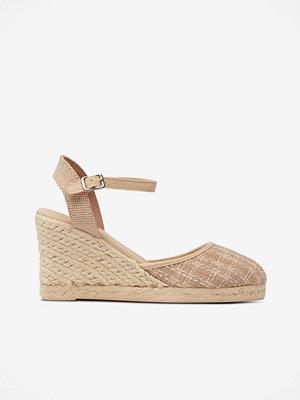 Sandaler & sandaletter - Esprit Sandalett med kilklack