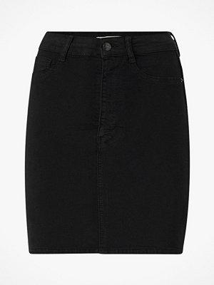Kjolar - Gina Tricot Jeanskjol Molly Denim Skirt