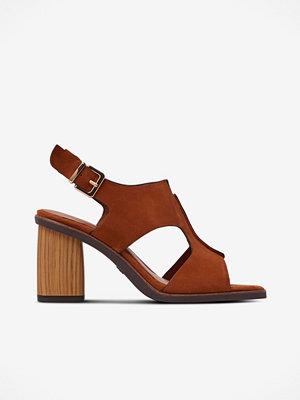 Sandaler & sandaletter - Tamaris Sandalett i skinn