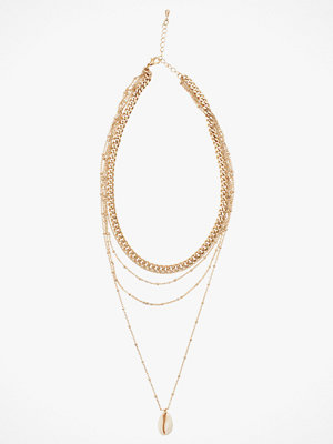Vero Moda smycke Halsband vmMaple Shell Necklace