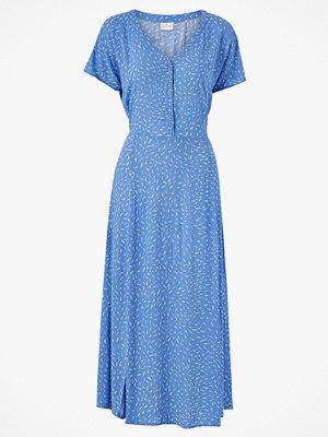 Vila Maxiklänning viMoashlyleafly S/S Ancle Dress