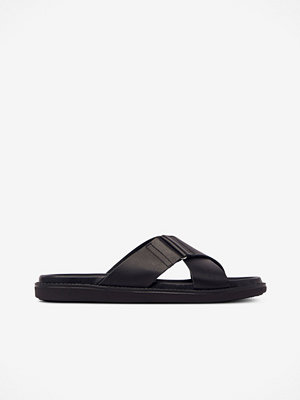 Sandaler & sandaletter - Bianco Sandaler biaDebbie Leather Cross Sandal