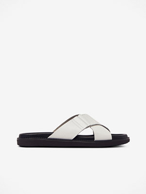 Bianco Sandaler biaDebbie Leather Cross Sandal