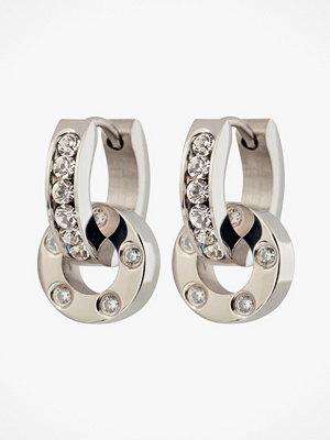 Edblad smycke Örhängen Ida Orbit Earrings Steel