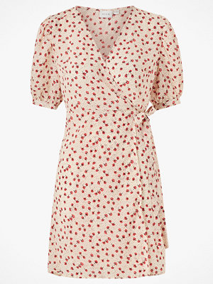 Vila Omlottklänning viDisa 2/4 Wrap Dress