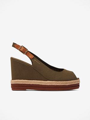 Sandaler & sandaletter - Gant Sandaletter Ivalice Wedge