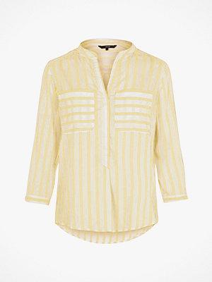 Vero Moda Blus vmErika Stripe 3/4 Shirt Top Color