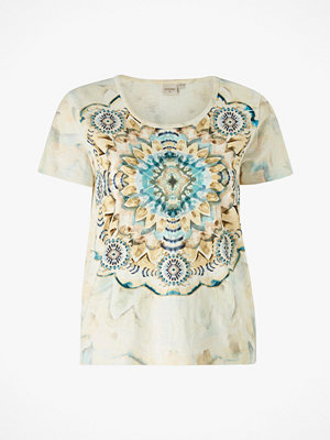 Cream Topp TiedyeCR T-shirt