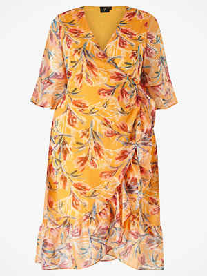 Zay Omlottklänning yLavrin S/L Maxi Dress