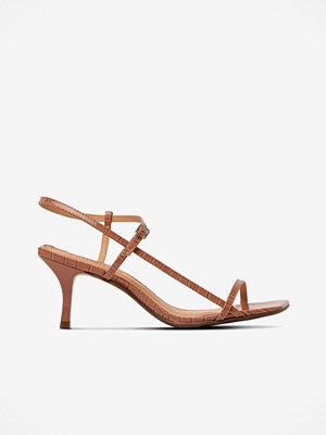 Sandaler & sandaletter - Shoebiz Sandaletter Ninis Croco Patent