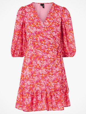 Vero Moda Omlottklänning vmAnneline 3/4 Wrap Dress