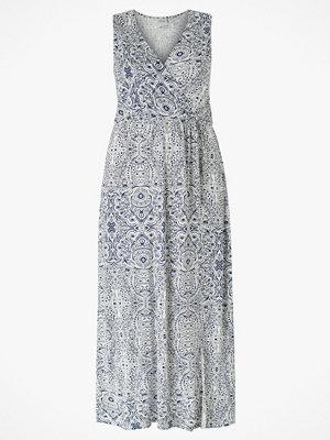JUNAROSE by VERO MODA Maxiklänning jrSilke SL Wrap Maxi Dress