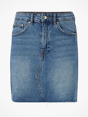 Kjolar - Gina Tricot Jeanskjol Vintage Denim Skirt