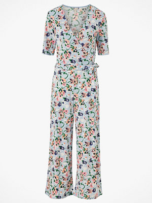 Jumpsuits & playsuits - Pieces Jumpsuit pcDuna 2/4 Aop Cropped Jumpsuit