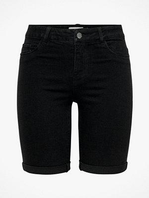 Shorts & kortbyxor - Only Jeansshorts onlSun Anne K Mid Long Shorts