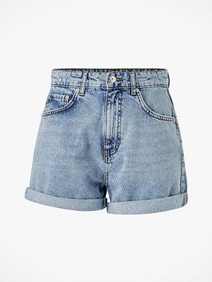 Shorts & kortbyxor - Gina Tricot Jeansshorts Dagny Mom Shorts