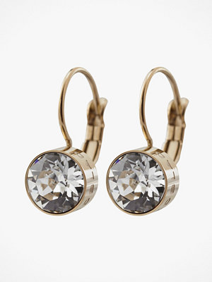 Edblad smycke Örhängen Diana Earrings Clear Crystal Gold