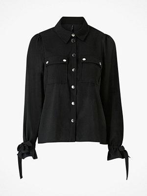 Vero Moda Skjorta vmStormi L/S Tie Shirt