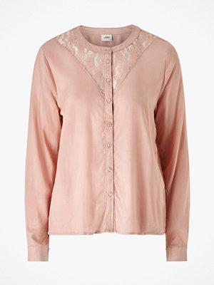 Jacqueline de Yong Blus jdyNappa L/S Lace Shirt Wvn