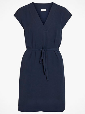 Vila Klänning viJahula S/S Belt Dress