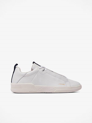 Sneakers & streetskor - ARKK Copenhagen Sneakers Uniklass Leather S-C18 White Midnight