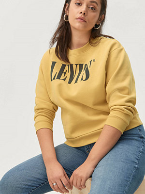 Levi's Plus Sweatshirt Graphic Madison Crew