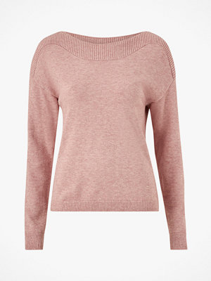 Vila Tröja viRil Knit Boatneck L/S Top