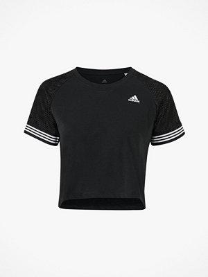 Sportkläder - adidas Sport Performance Topp 3-stripes Ringer Tee