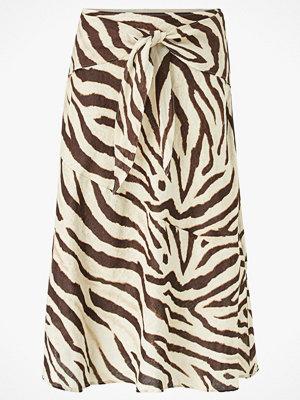 Lauren Ralph Lauren Linnekjol Allyda A-line Skirt