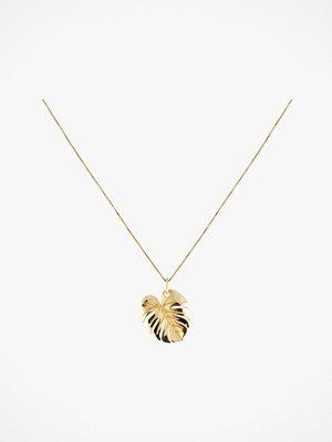 Emma Israelsson smycke Halsband Palm Leaf Necklace