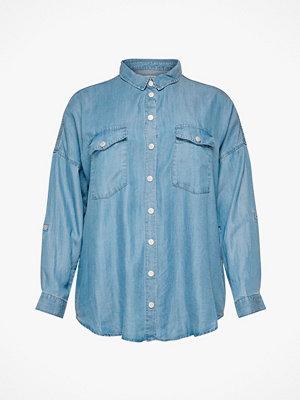 Only Carmakoma Skjorta carUsh Life LS Oversize Shirt