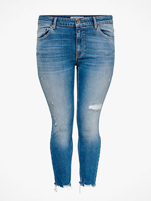 Only Carmakoma Jeans carTara Life Regular Slim Cropped Jeans
