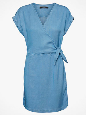 Vero Moda Klänning vmLisa SS Short Wrap Dress
