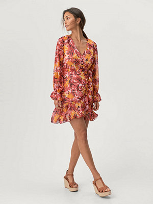 Gina Tricot Omlottklänning Julianna Wrap Dress