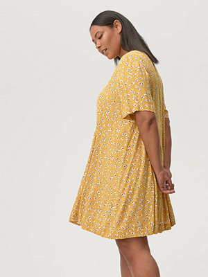Zizzi Klänning xAna S/S Knee Dress