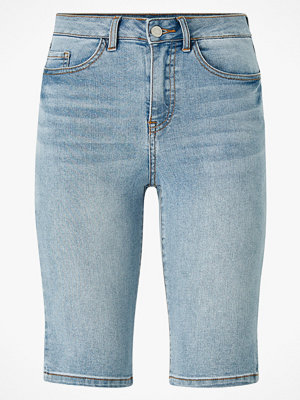 Shorts & kortbyxor - Vila Jeansshorts viEkko Rwss Overknee Denim Shorts