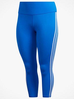 adidas Sport Performance Träningstights Believe This 3-Stripes 7/8 Tights Plus